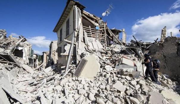 Buongiornolink - Nuova scossa di terremoto ad Amatrice