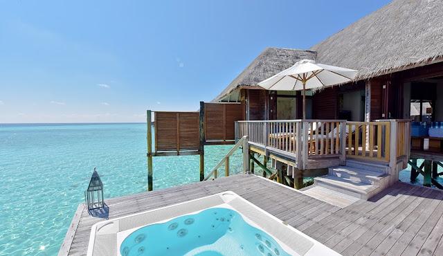 The Conrad Maldives Rangali Island