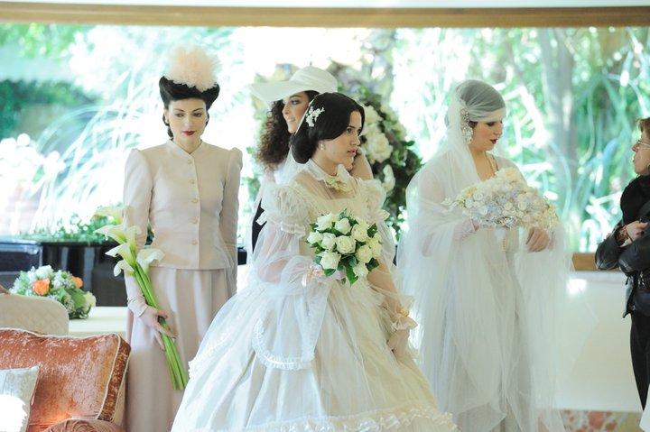 Abiti Da Sposa 1800.Yes Wedding Blog L Abito Da Sposa Racconta Dal 1810 Ad Oggi
