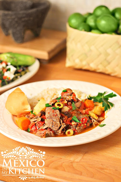 Mexican Beef Stew Recipe