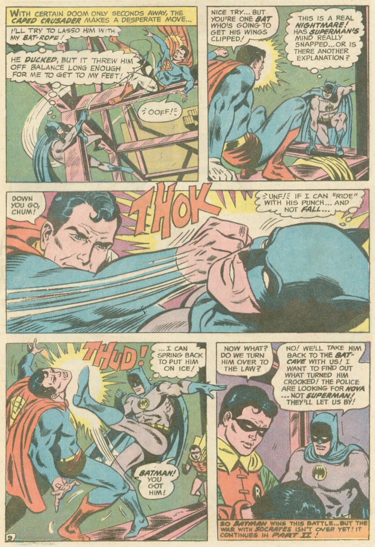 Read online World's Finest Comics comic -  Issue #180 - 13