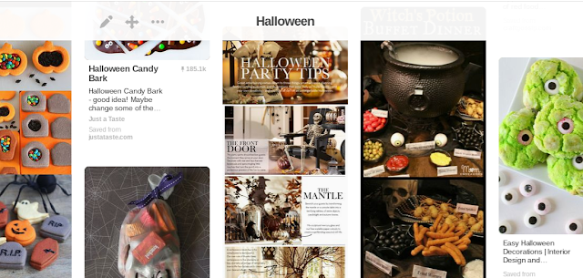 Pinterest Halloween Edition