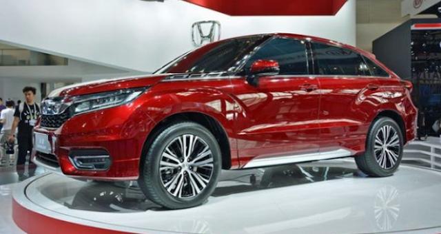 2018 Honda Avancier Design