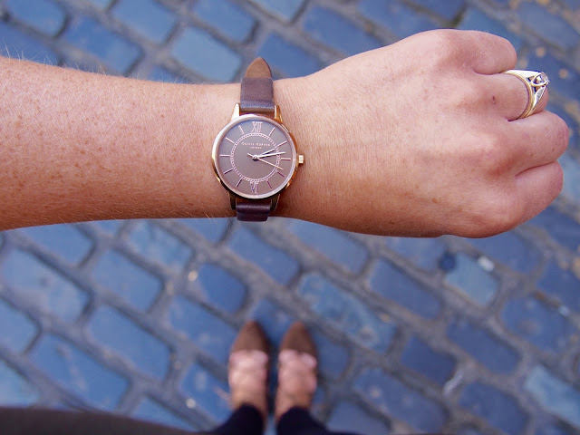 Olivia Burton Midi Watch