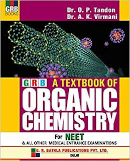 GRB ORGANIC CHEMISTRY