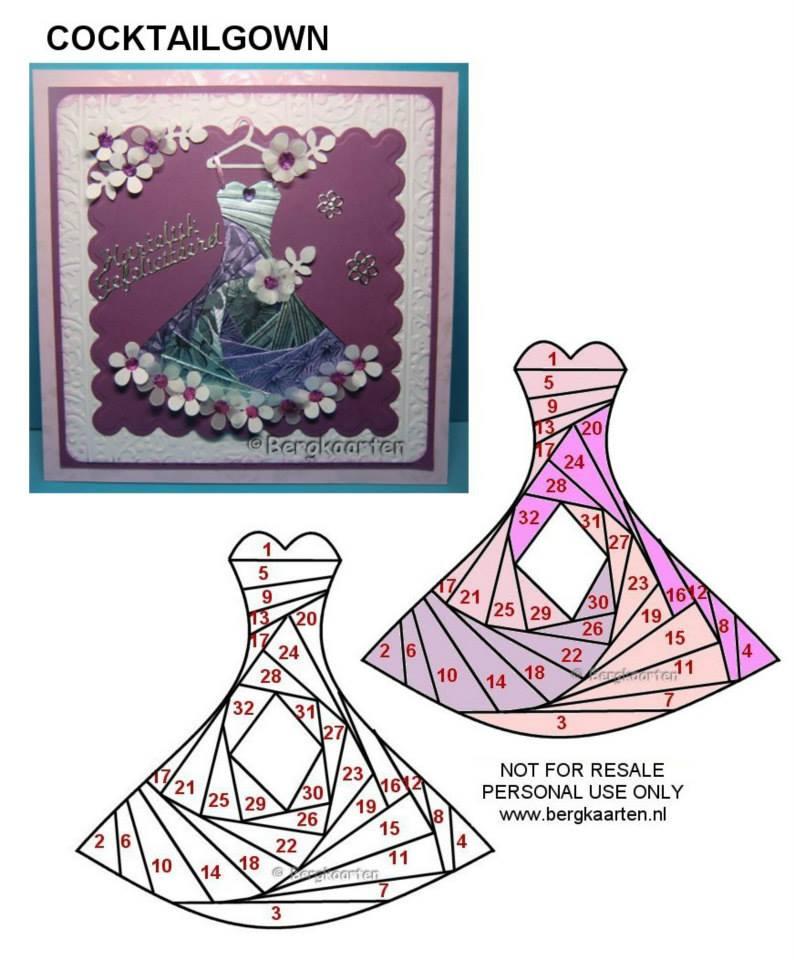 Iris Folding On Pinterest Iris Folding Pattern Iris