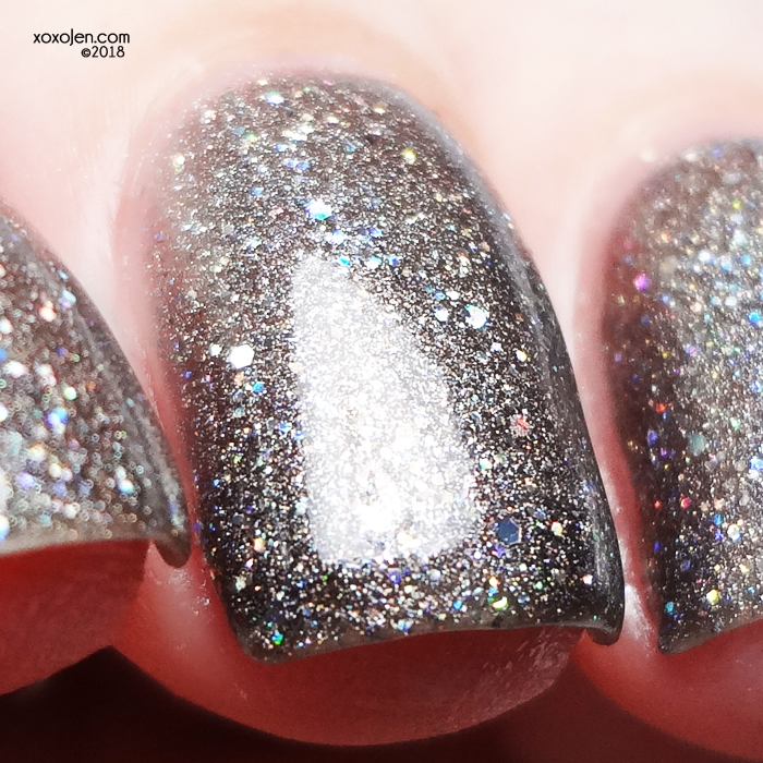 xoxoJen's swatch of Turtle Tootsie Polishes The Universe Needs Me
