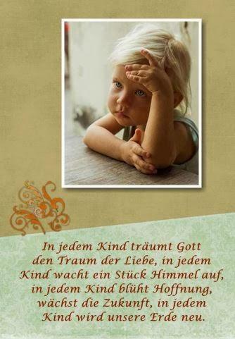 In Liebe Wachsen Es Ist Ein Geschenk Kinder Zu Haben