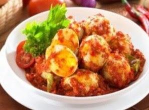Resep Balado Telur Padang Lada Hitam