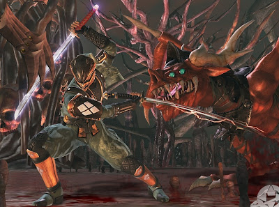 Ninja Gaiden 4 Animations And Designs
