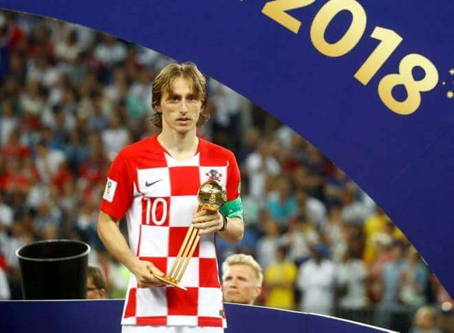 Kisah Luar Biasa Luka Modric