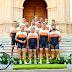 Desguace Lacarcel ha presentado hoy su equipo ciclista