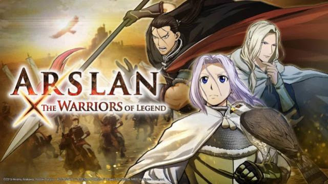 The Heroic Legend of Arslan (Arslan Senki) - Top Best War Anime List (From Medieval, Modern to Future War)
