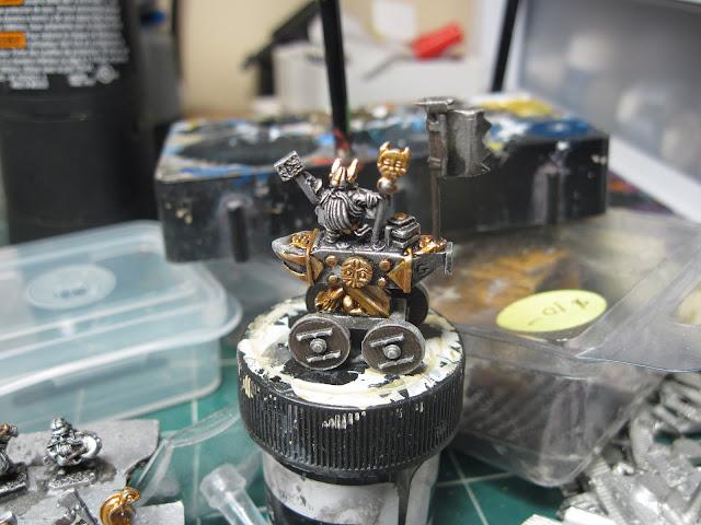 Warmaster Dwarf Anvil of Doom (+2)