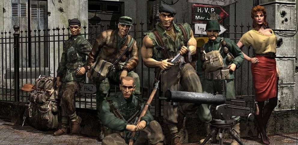 Regresa Commandos