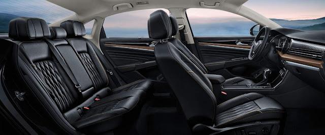 Novo Volkswagen Passat 2019