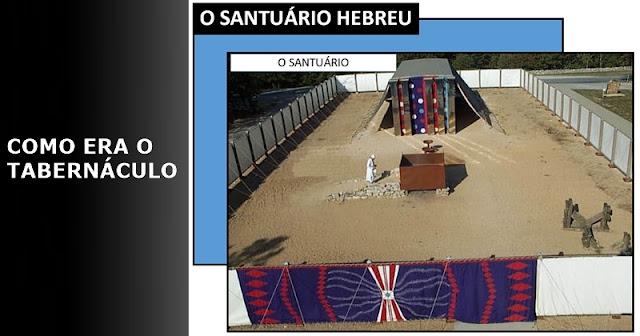 O Santuário 19 Imagens do Tabernáculo