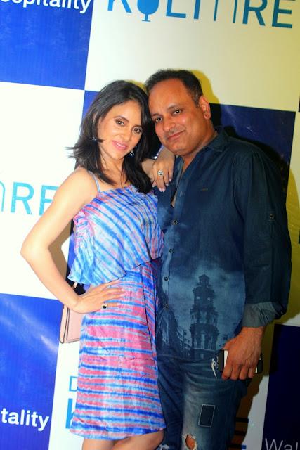 7. Shweta Khanduri and Prashant Virender Sharma