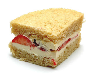 Looking for Low Carb Cakes - Here are Some Strawberrysponge%2Bcake%2B2