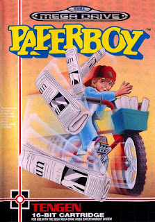 Paperboy (BR) [ SMD ]