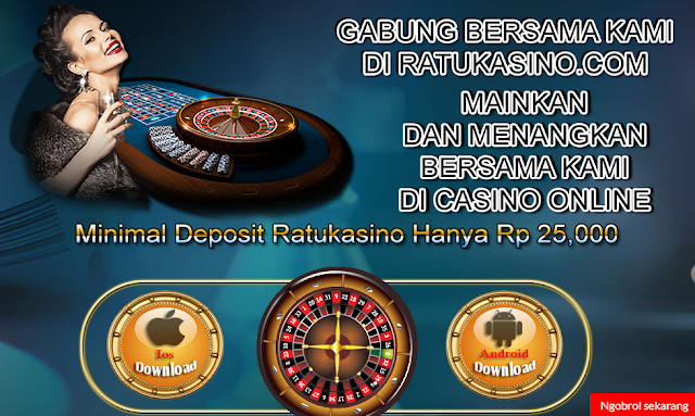 Agen Live Judi Casino Online Indonesia Terbesar