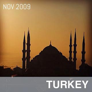 Turkey (Nov 2009)