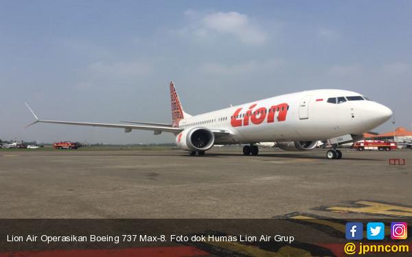 Pesawat Lion Air Jakarta – Pangkal Pinang Jatuh, Ada 2 Bayi