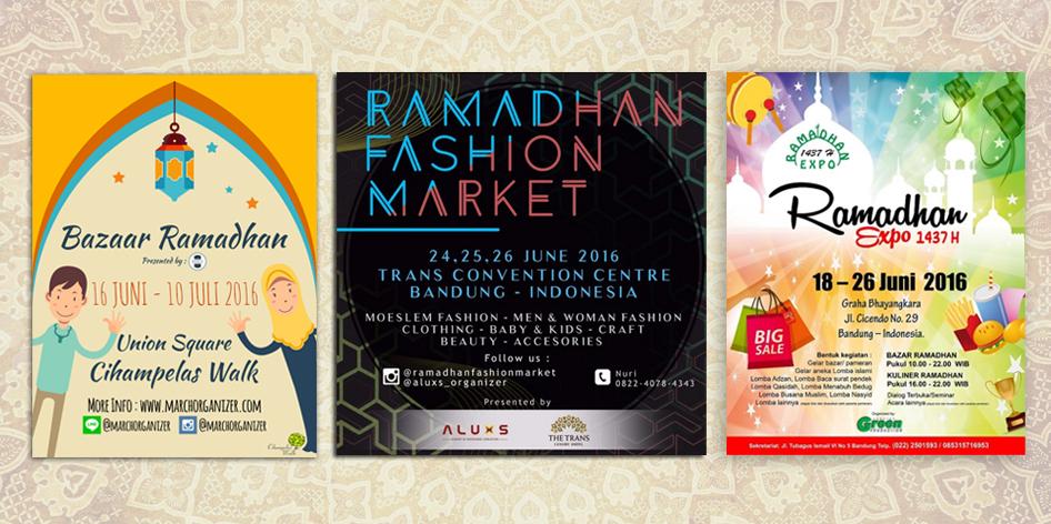 Jadwal Event Bandung Bulan Ramadhan 1437 Juni - Juli 2016