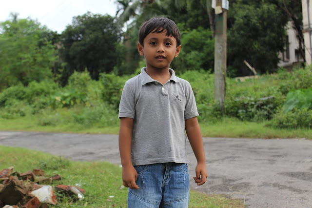 Sourajit Saha's Nephew Rick 12
