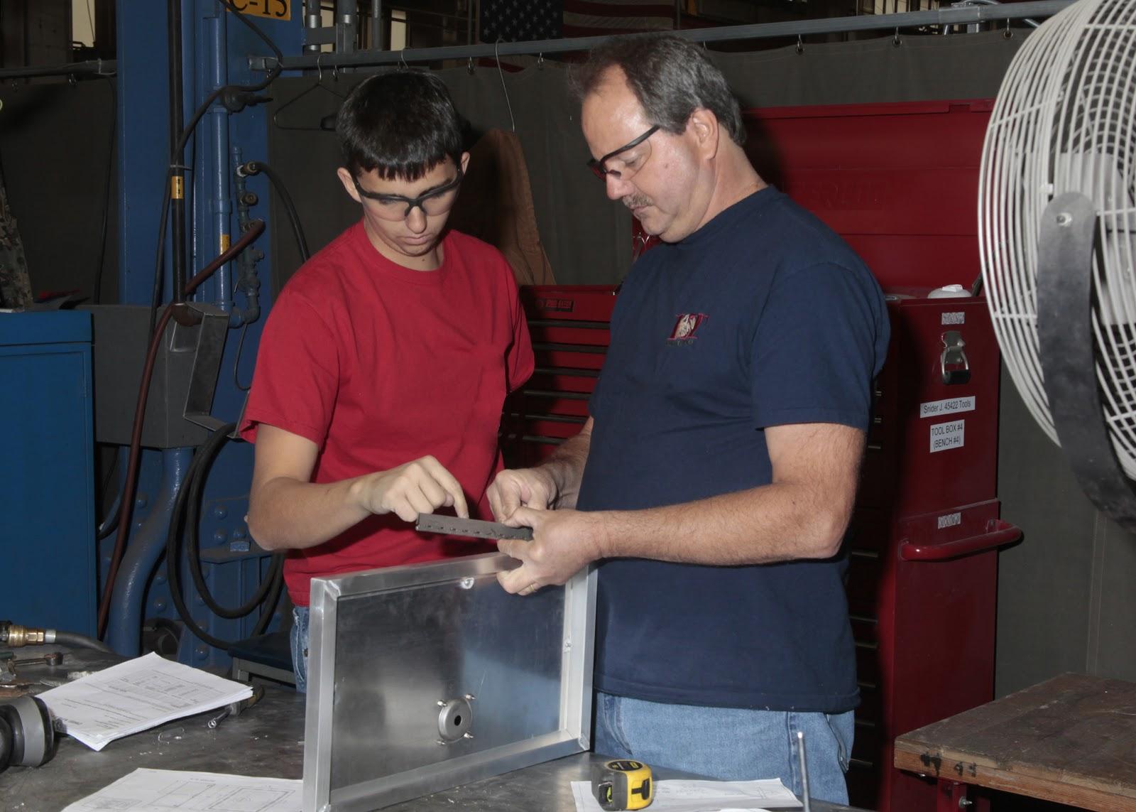 NNSY Careers: Apprentice Program