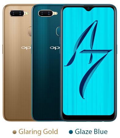 صور هاتف OPPO A7