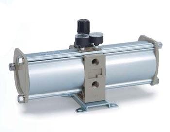 Steven Engineering News Smc Pneumatics Vba Vbat Booster Regulator Air Tank