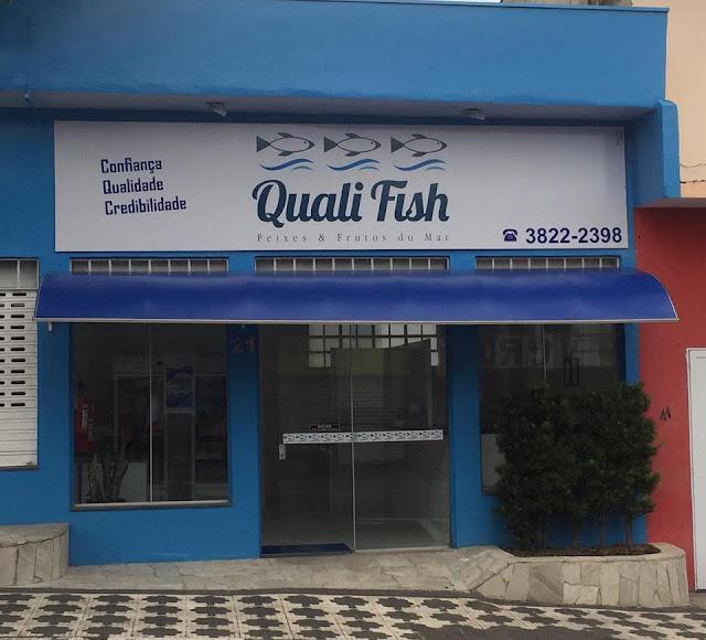 Quali Fish Comércio de Peixes e Frutos do Mar em Registro-SP