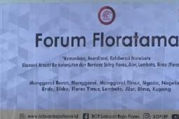 Agas Andreas Buka Forum Flores, Lembata, Alor dan Bima (Floratama)