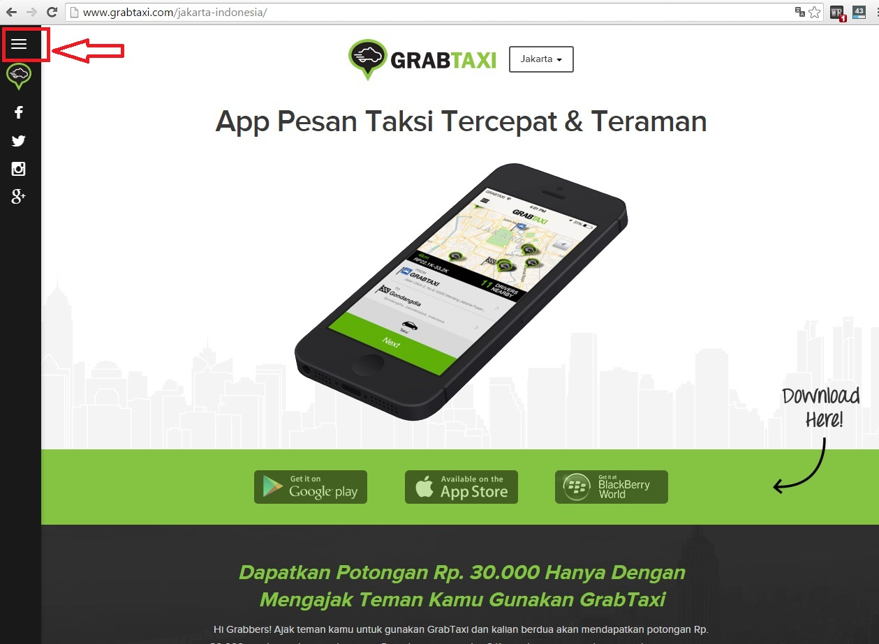 Cara Melamar Lowongan Kerja di Kantor Grabtaxi Indonesia ...
