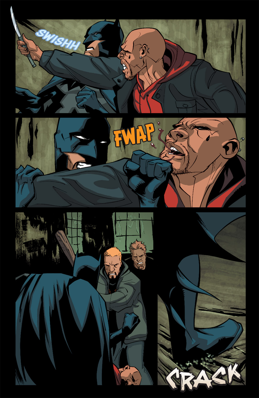 Detective Comics (1937) 866 Page 4