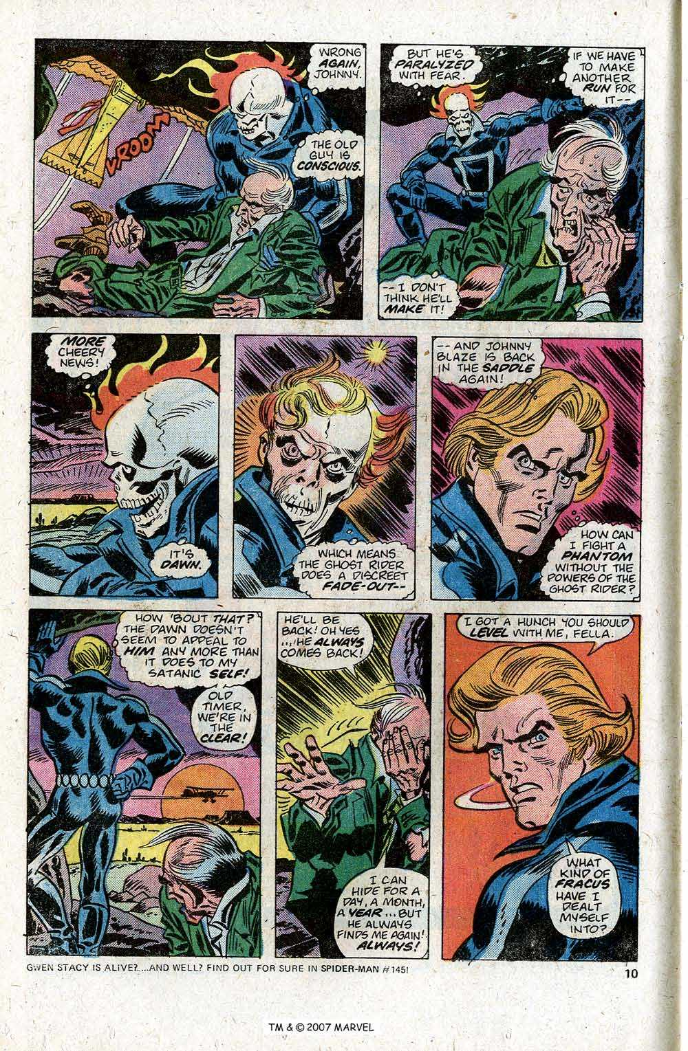 Ghost Rider (1973) Issue #12 #12 - English 12
