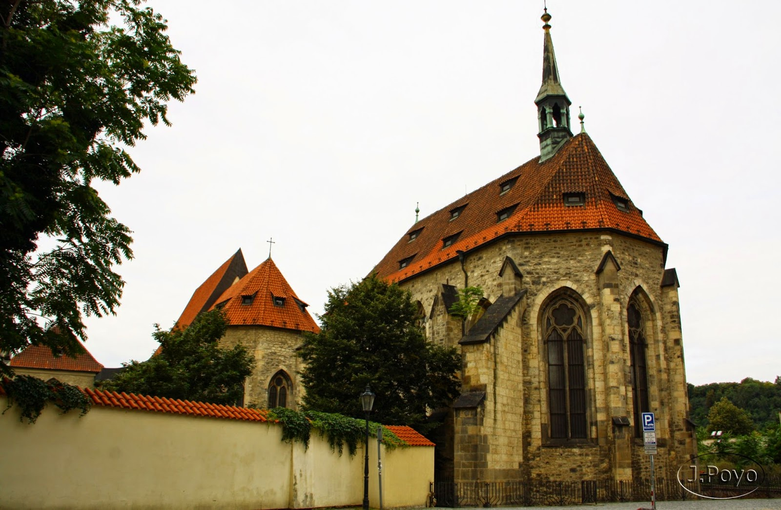 Convento de Santa Inés de Bohemia de Praga