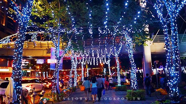 【新北坂橋聖誕節活動】新北市歡樂耶誕城-3D光影耶誕樹 起來玩派對 - CITYSTORY旅遊