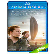 La llegada (2016) BRRip 720p Audio Dual Latino-Ingles