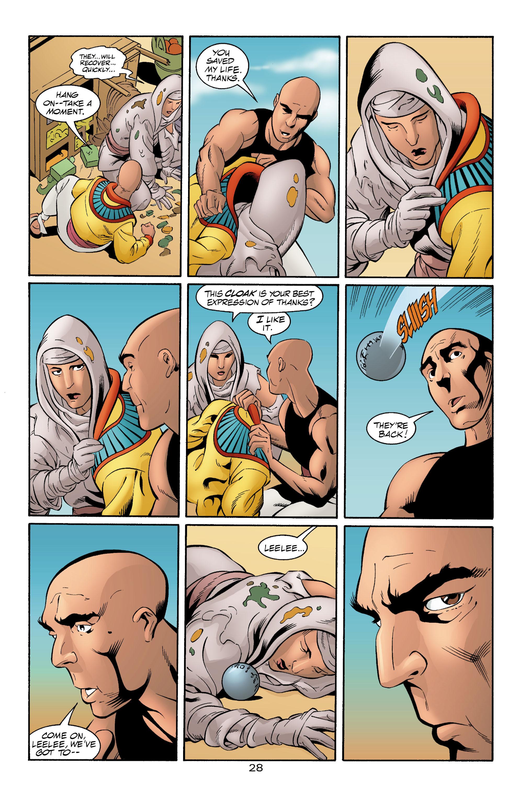 Detective Comics (1937) 748 Page 27