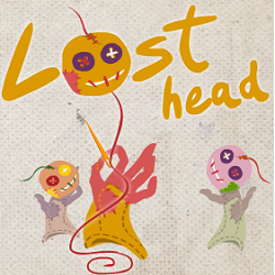 Lost Head (Logical Thinking Physics Game)
