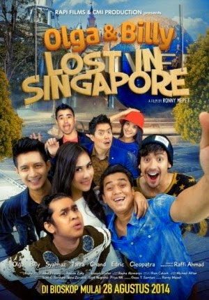 Download Film Olga and Bily Lost in Singapore