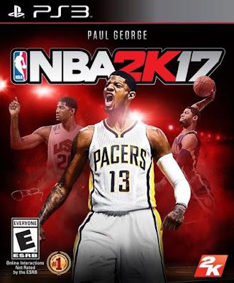 NBA 2K17 PS3 Torrent