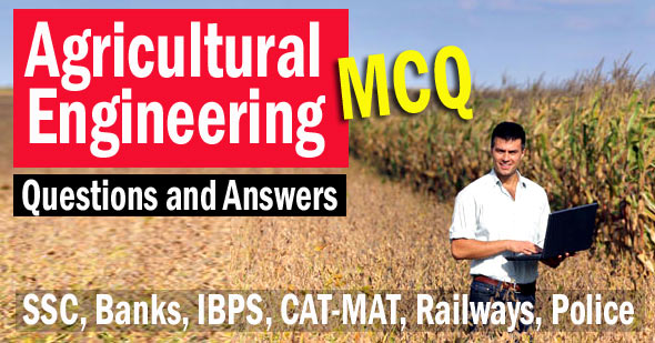 agricultural engineering multiple choice questions and answers