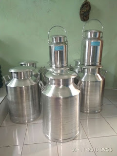 jual milk can 50 liter
