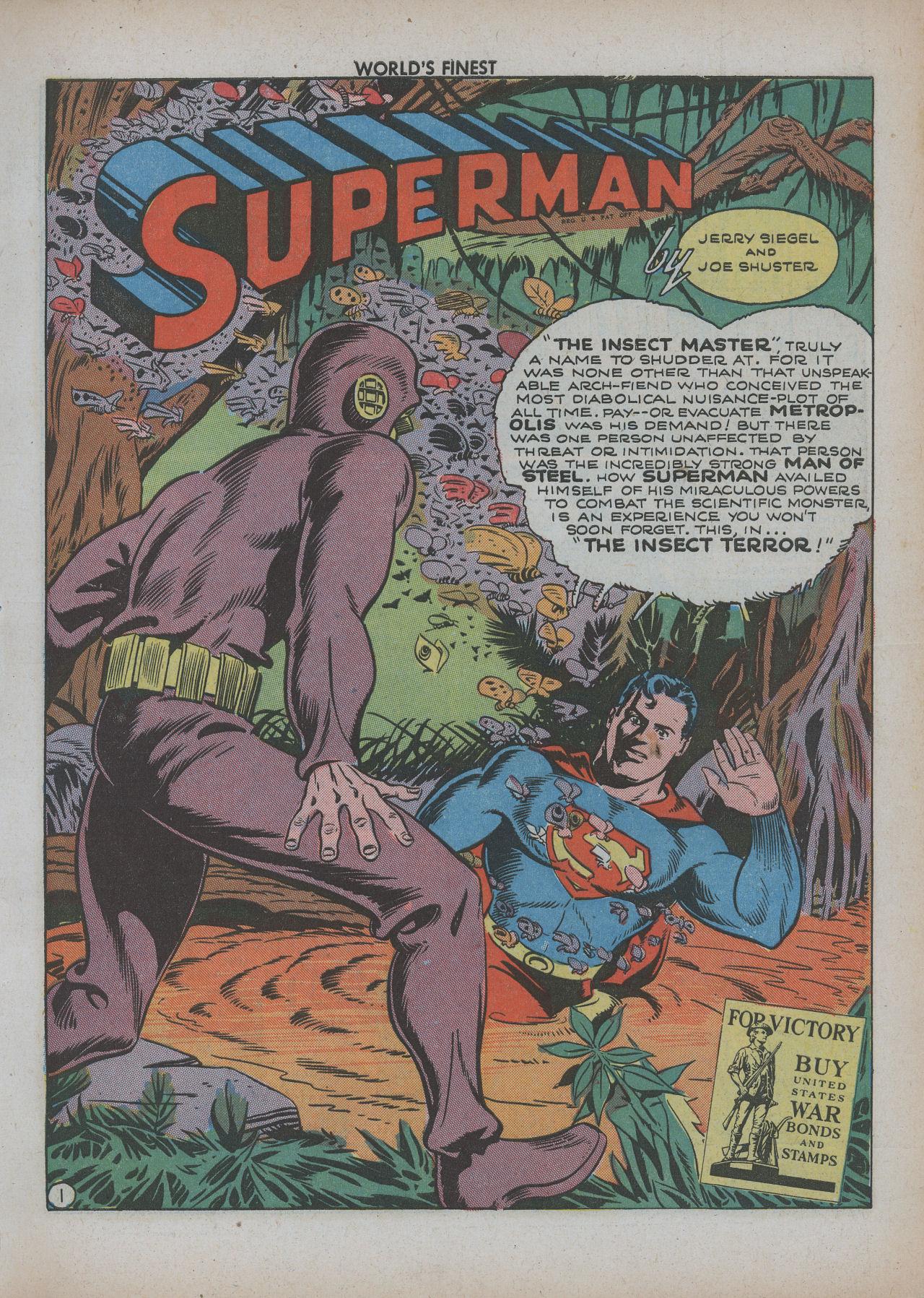 Read online World's Finest Comics comic -  Issue #10 - 3
