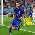 Gol Ivan Perisic Tundukan Spain Sekaligus Mengantar Kroasia Menjadi Juara Grup D
