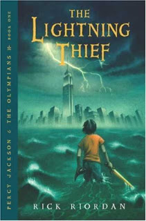 Percy Jackson Lightning thief  bahasa indonesia