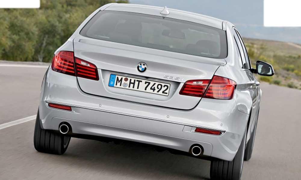 BMW 535i 2016